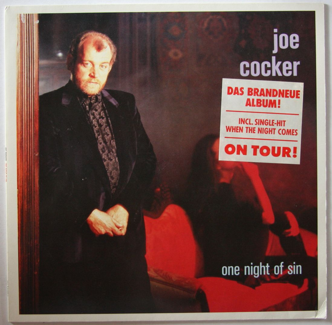 Joe Cocker - One Night Of Sin CD