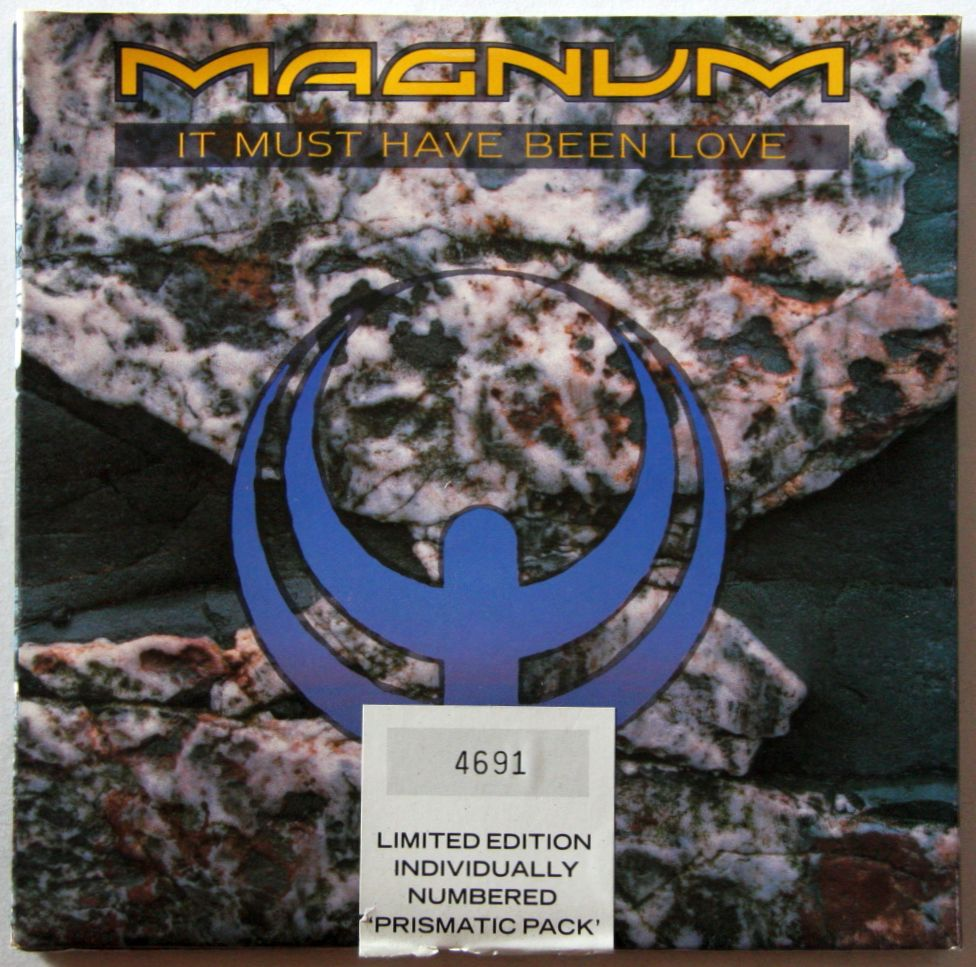 Magnum - It Must Have Been Love CD