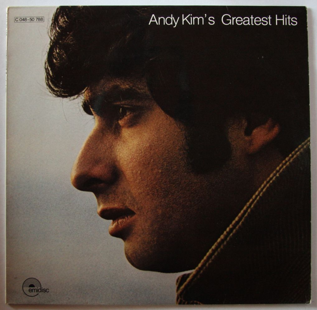 Andy Kim Andy Kim S Greatest Hits Records Lps Vinyl And