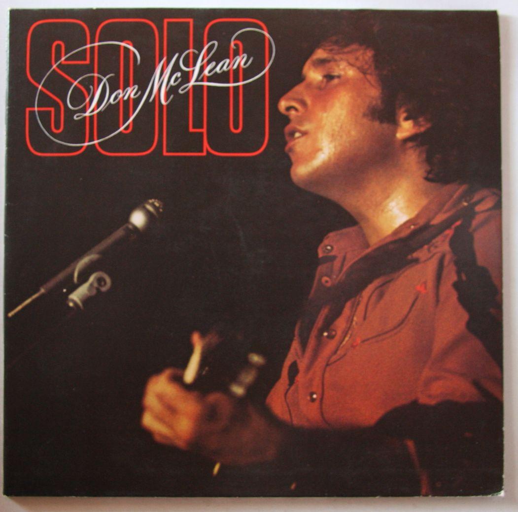 Don McLean - Solo
