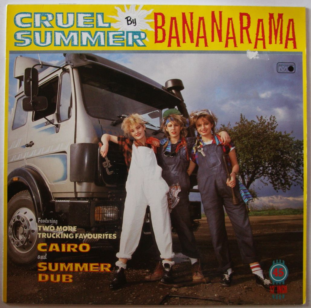Bananarama - Cruel Summer Album