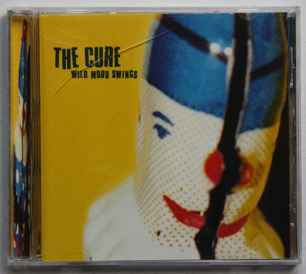 Cure Wild Mood Swings Records Lps Vinyl And Cds Musicstack