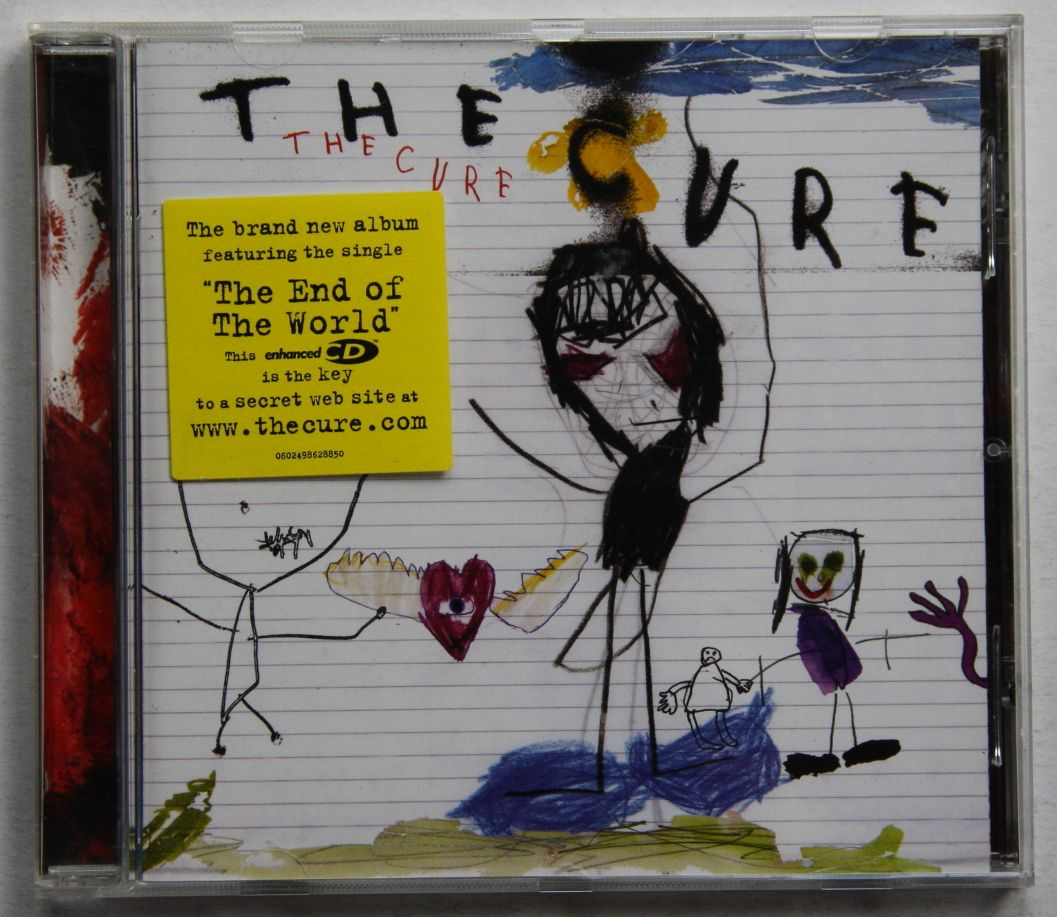 Cure - The Cure Album