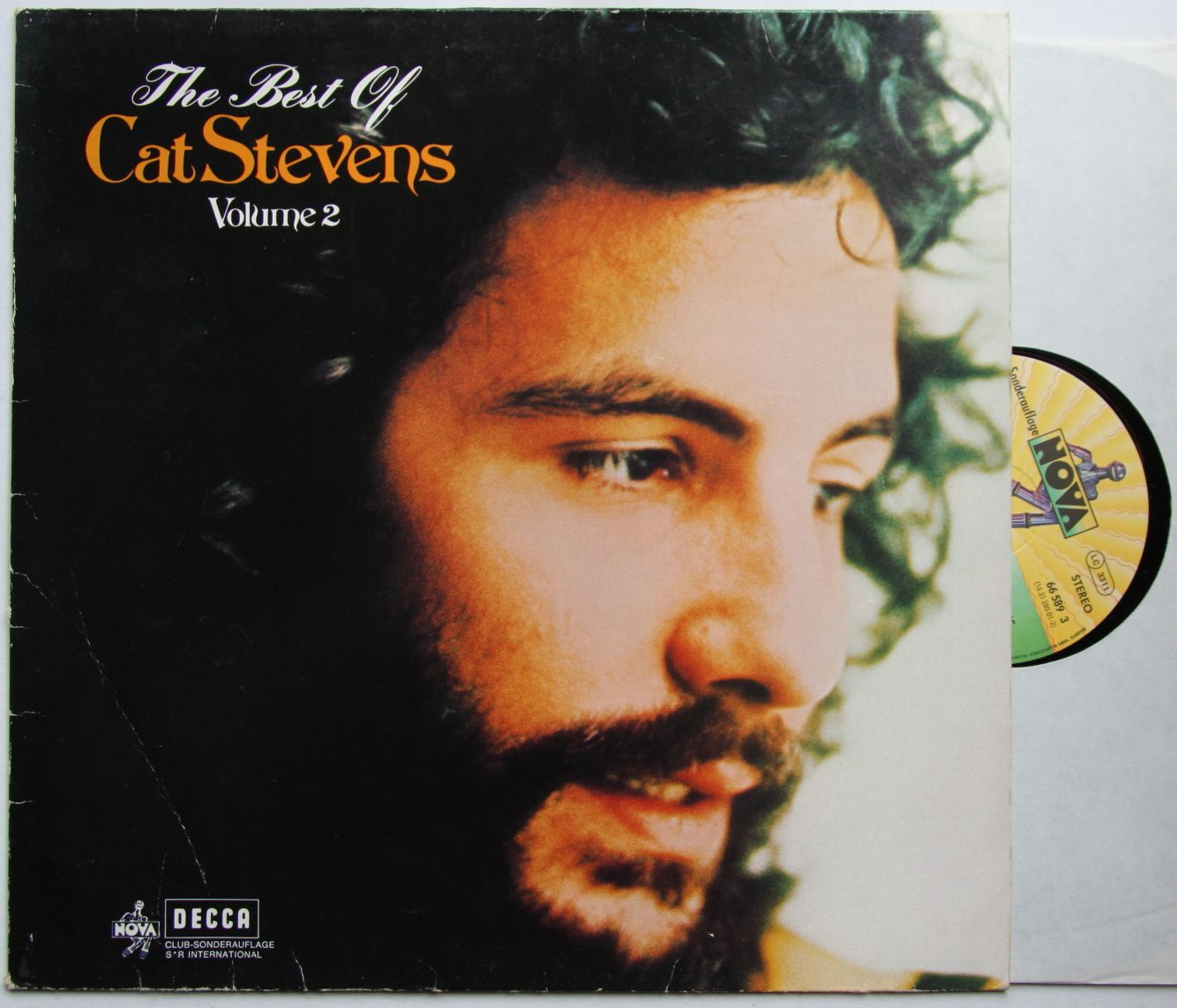 Cat Stevens Best Of Records Lps Vinyl And Cds Musicstack