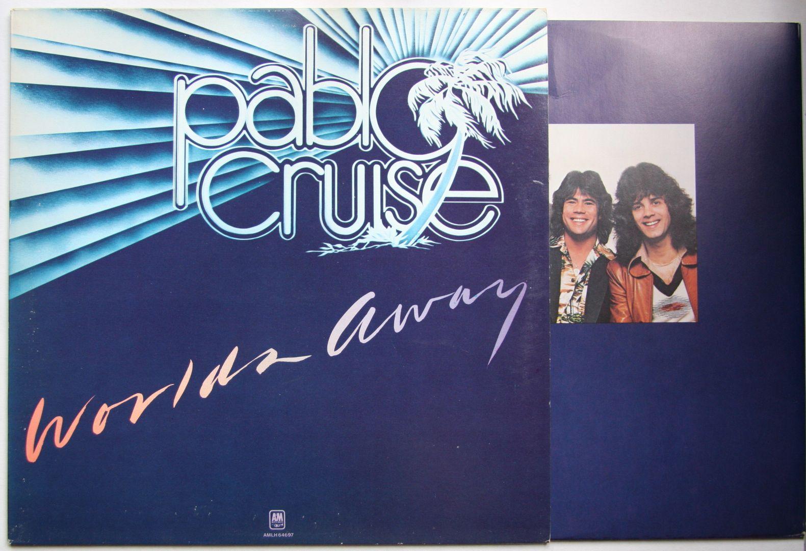 Pablo Cruise - Worlds Away Vinyl