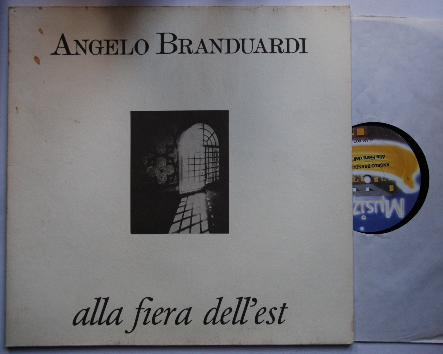 Angelo Branduardi Album Angelo Branduardi Alla Fiera