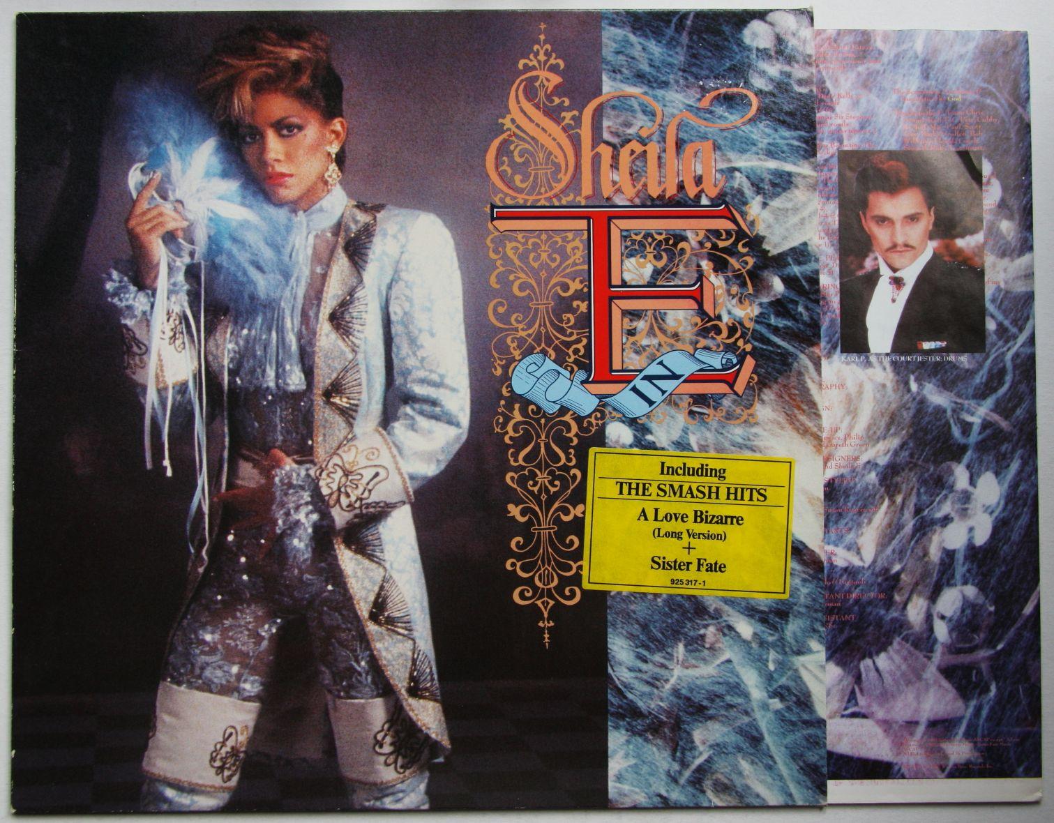 Sheila E In Romance 1600
