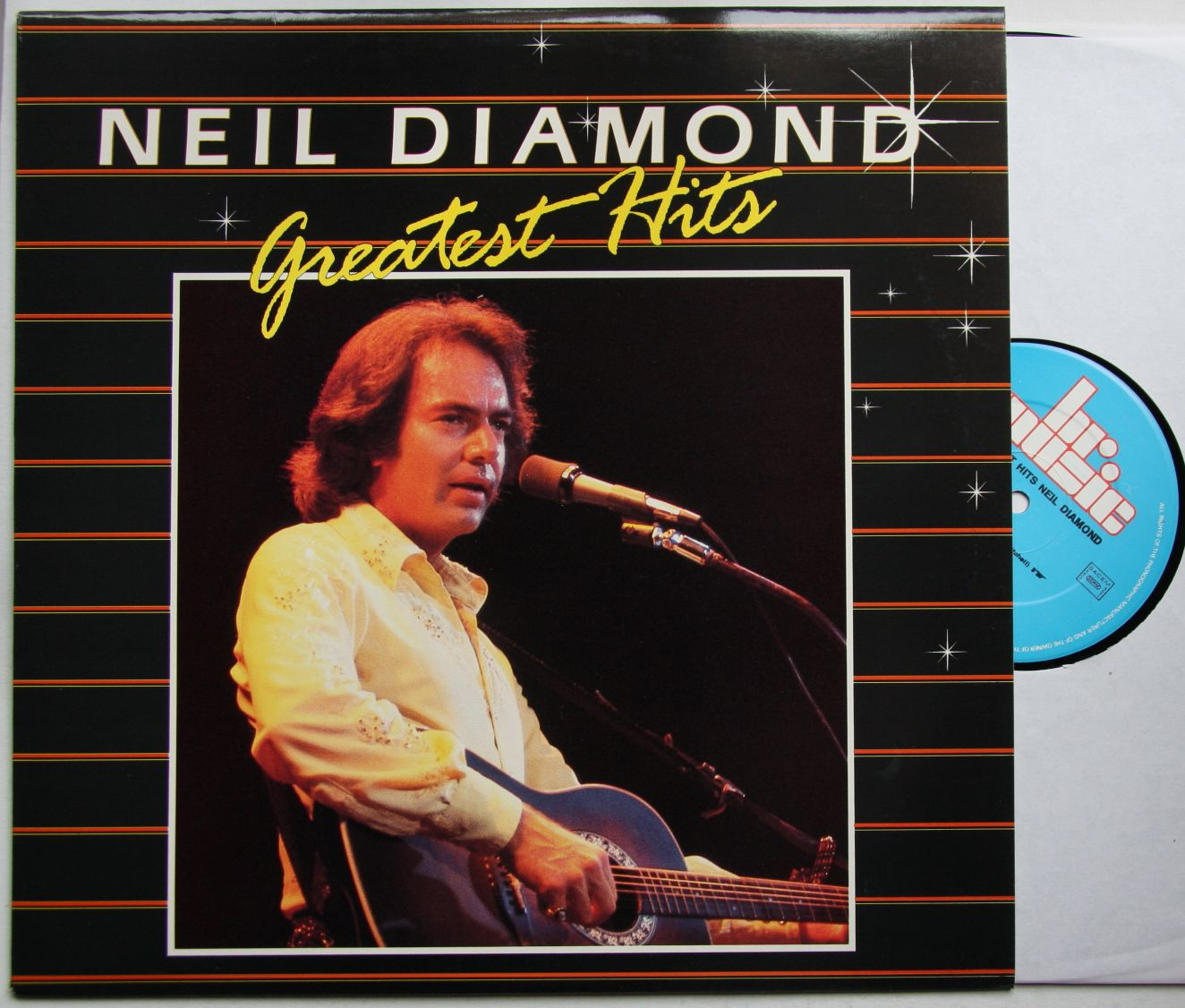 Neil Diamond Greatest Hits Records Lps Vinyl And Cds