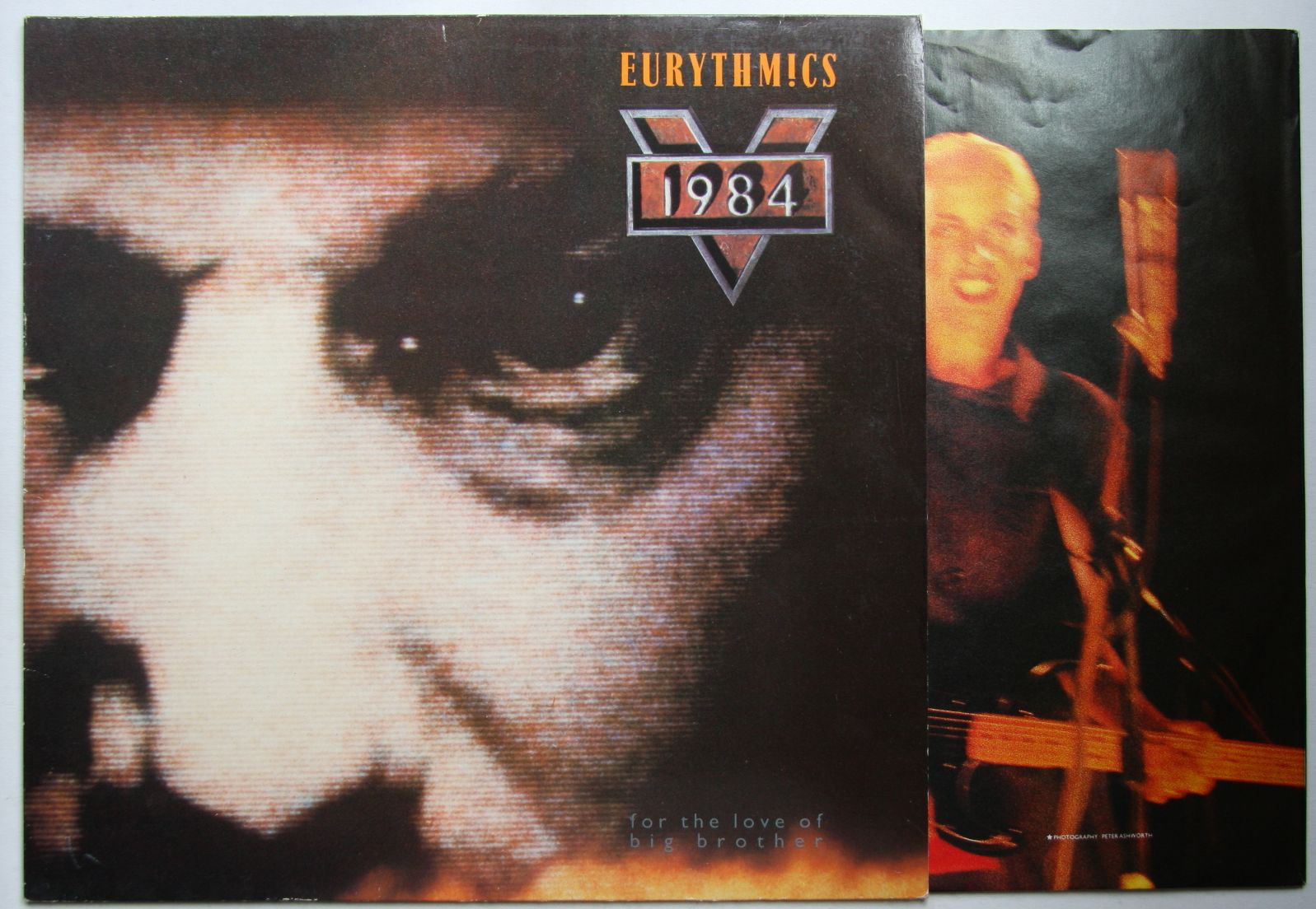 Eurythmics - 1984 - For The Love Of Big Brother