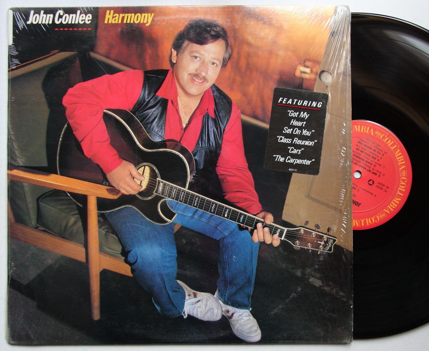 John Conlee - Harmony Album