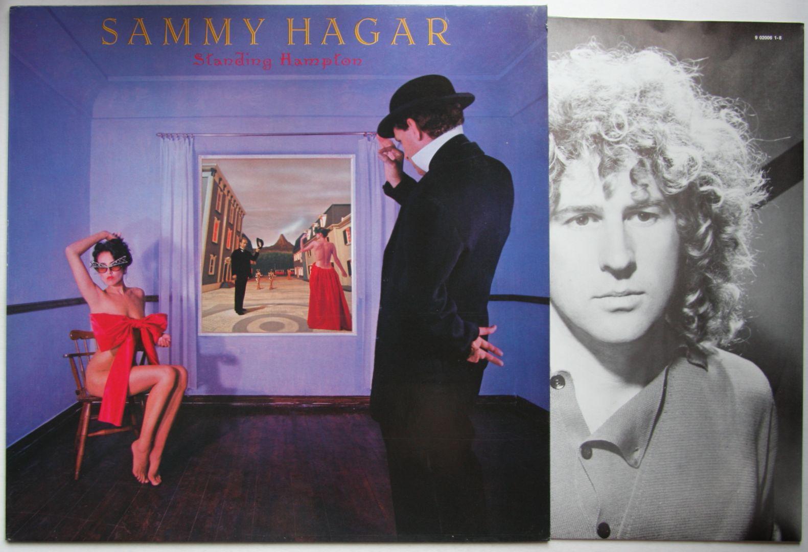 Sammy Hagar - Standing Hampton EP
