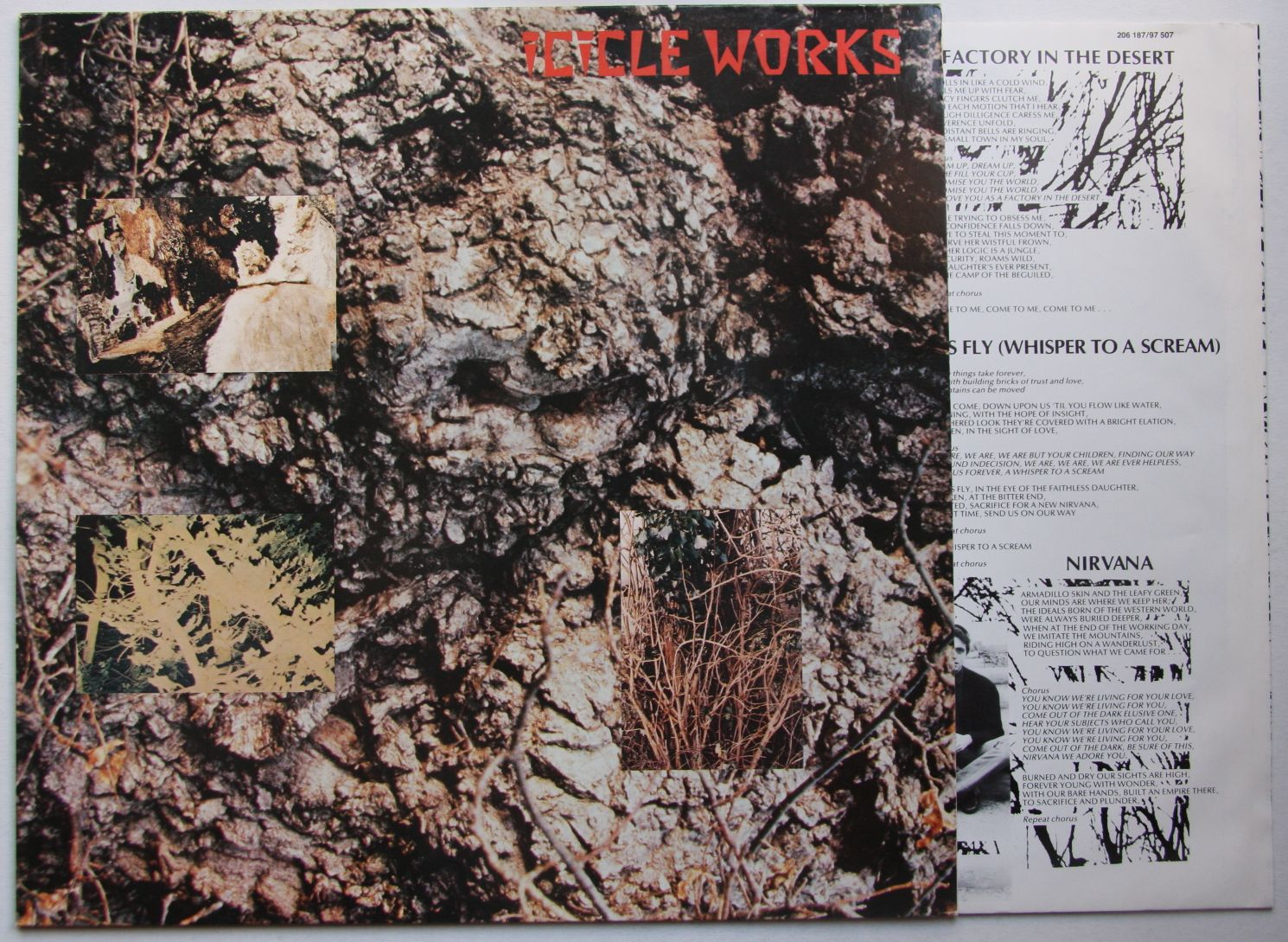 ICICLE WORKS - Icicle Works CD