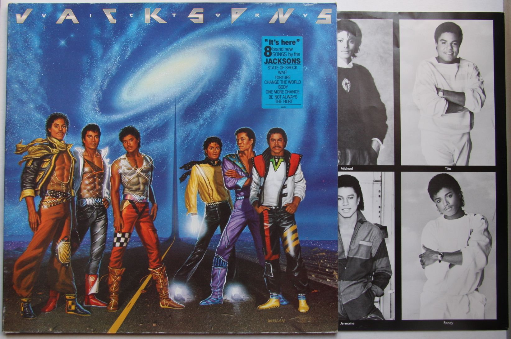 Jackson 5 Victory Records Lps Vinyl And Cds Musicstack
