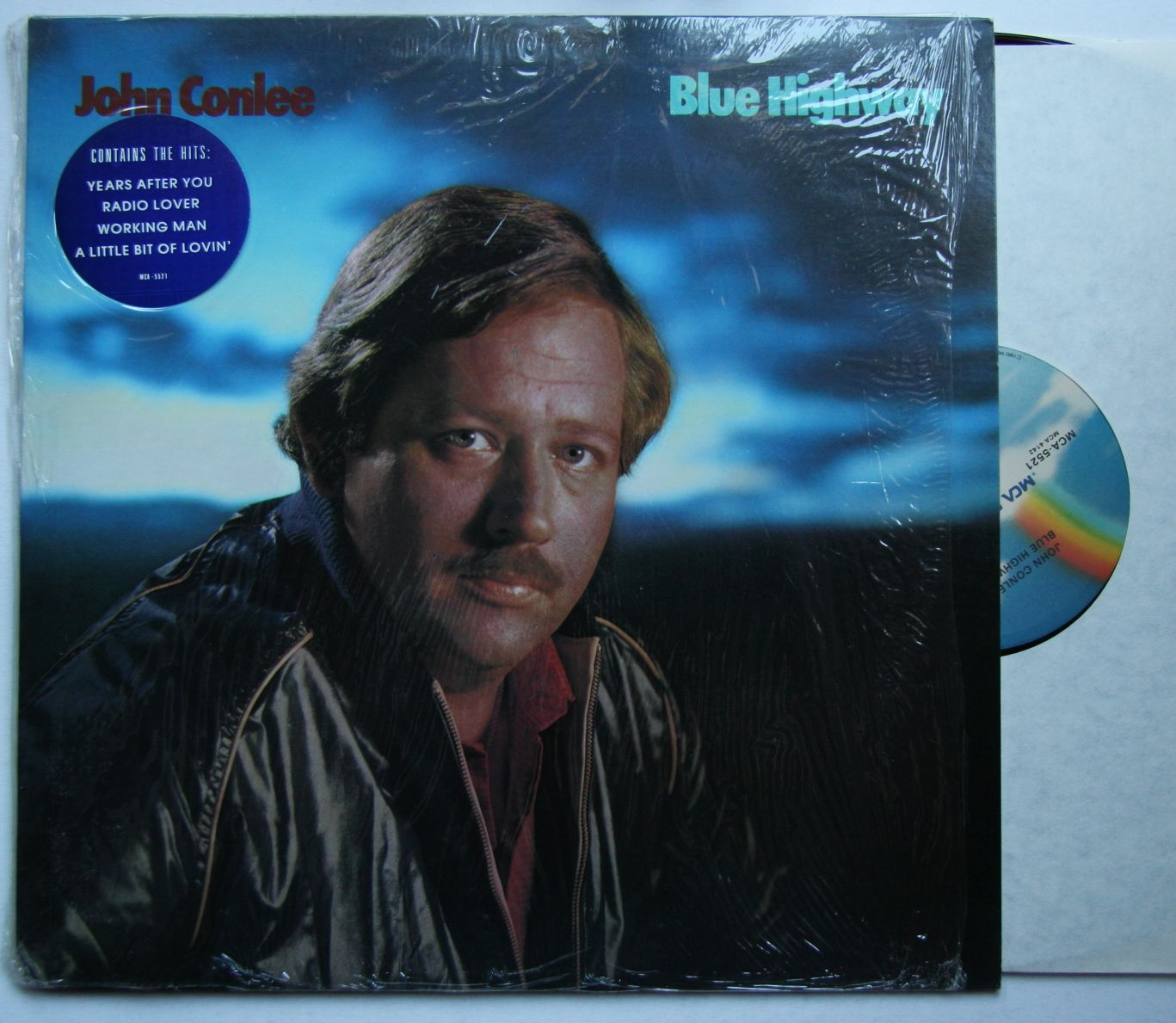 John Conlee - Blue Highway
