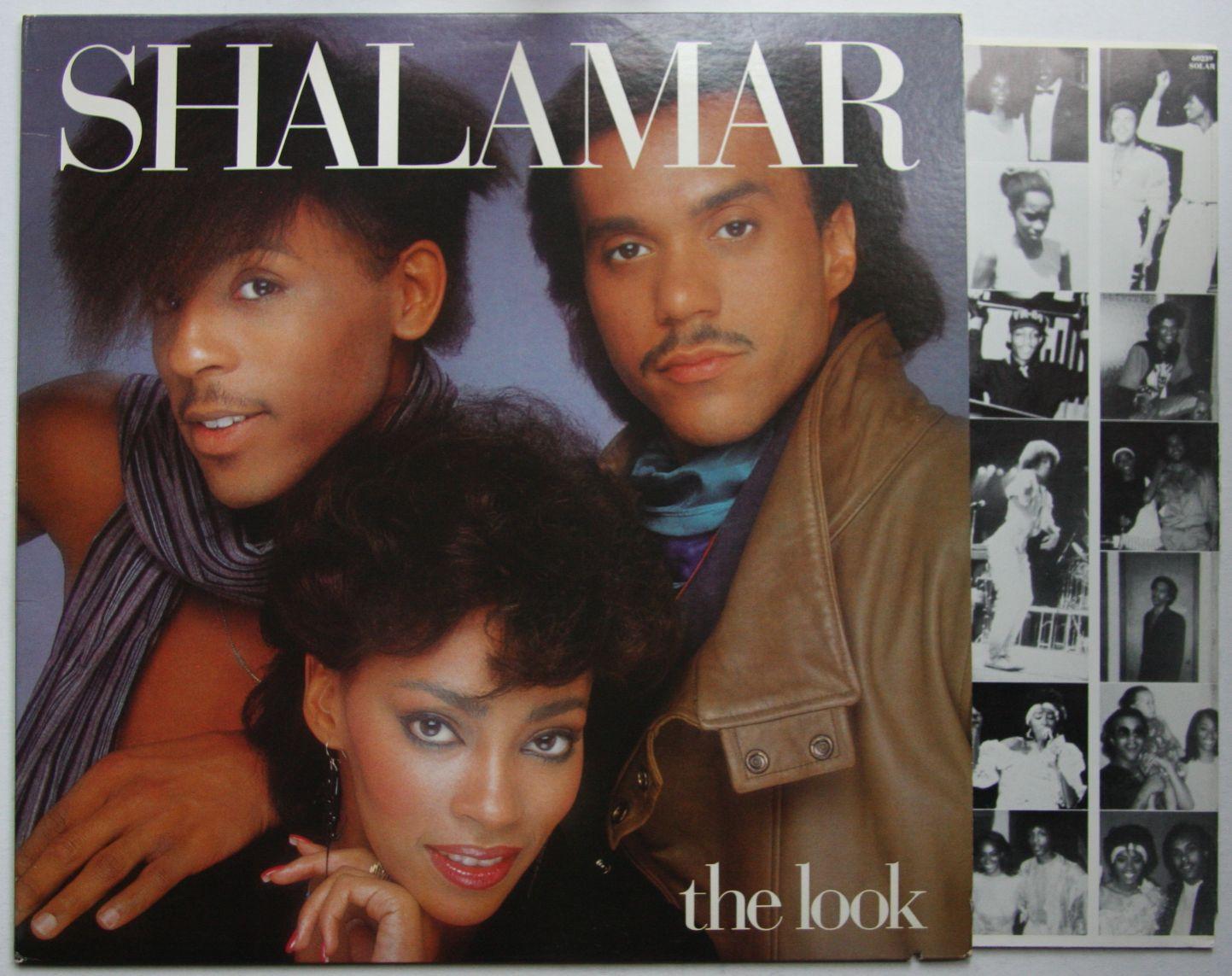Shalamar Album Covers