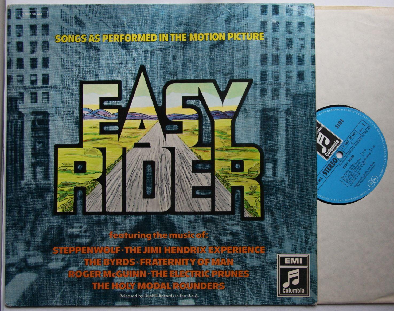 Original Soundtrack Easy Rider Records Vinyl And Cds