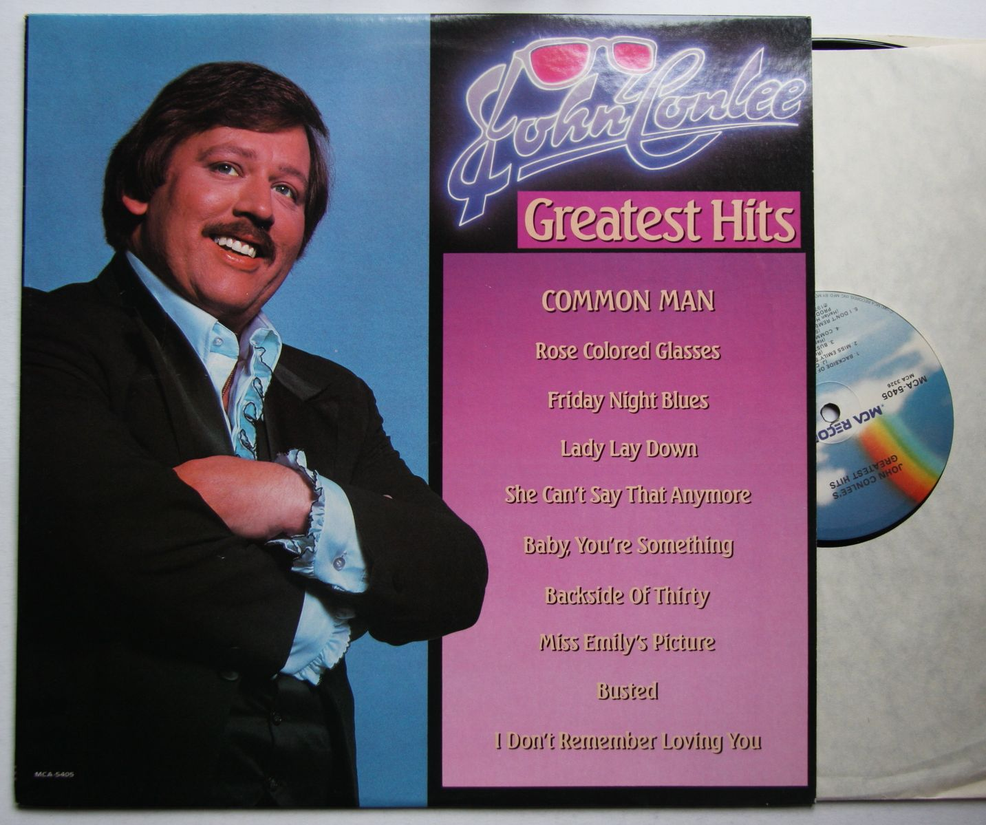 John Conlee - Greatest Hits