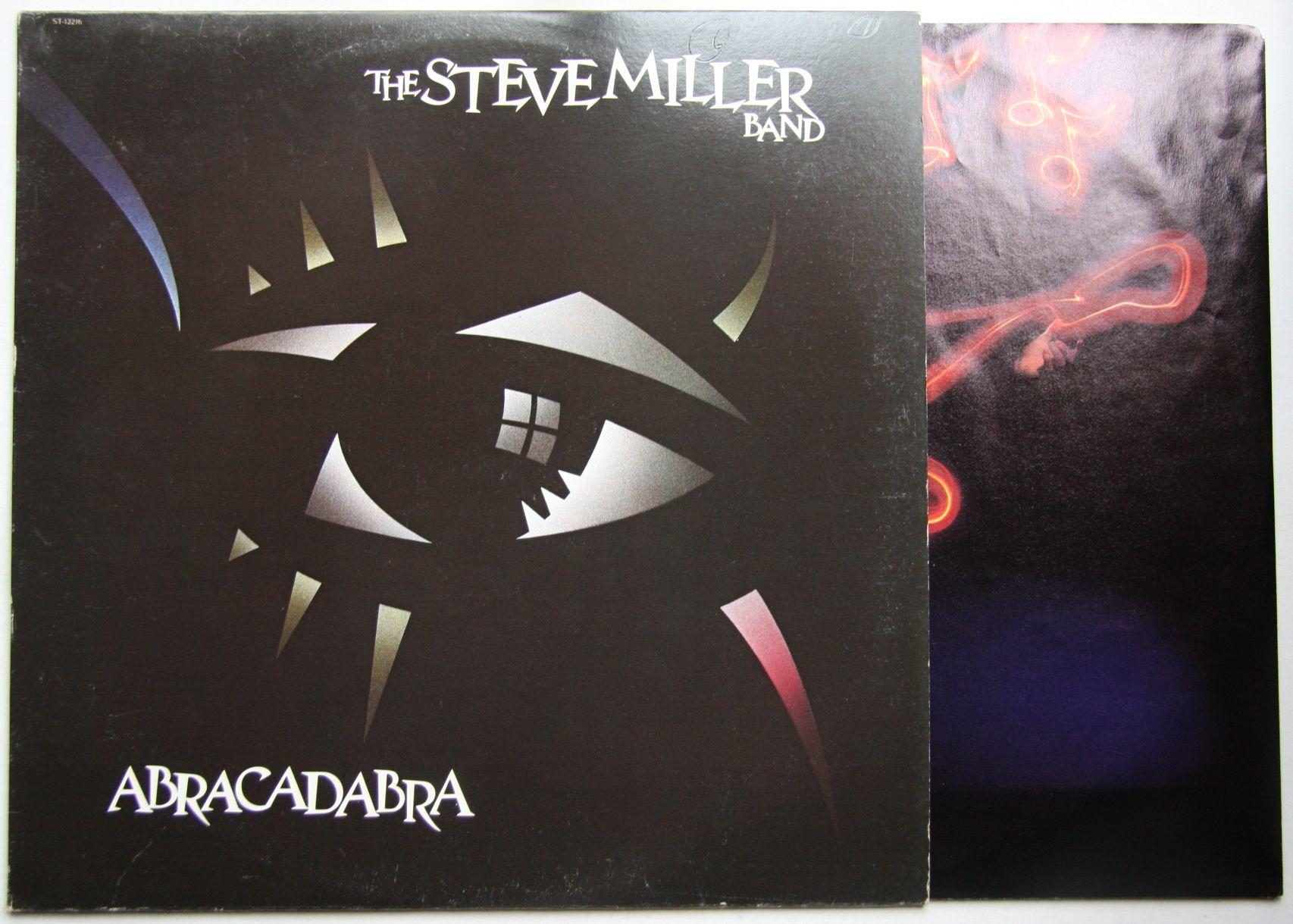 Steve Miller - Abracadabra EP