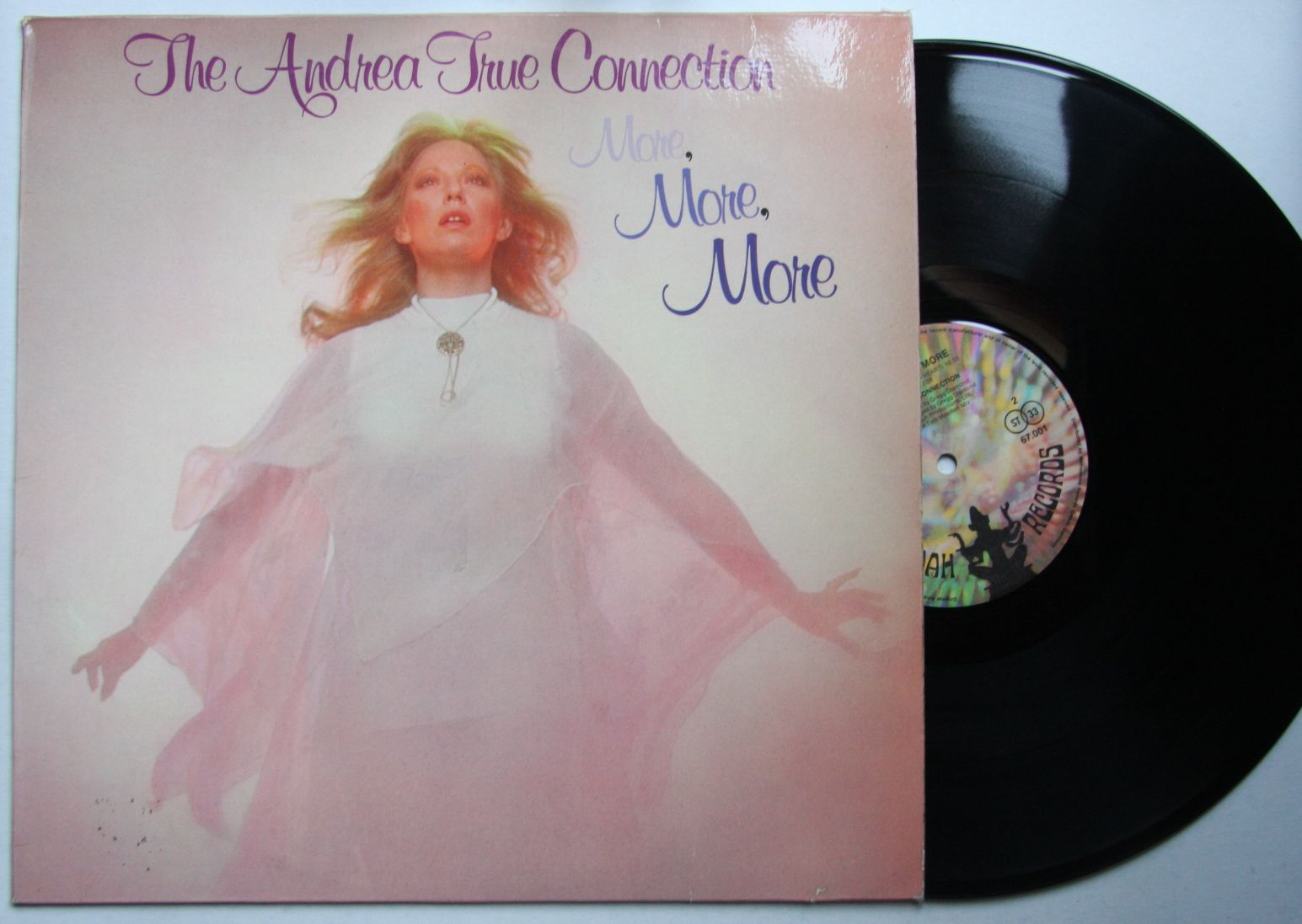 Andrea True Connection More More More Records Vinyl And