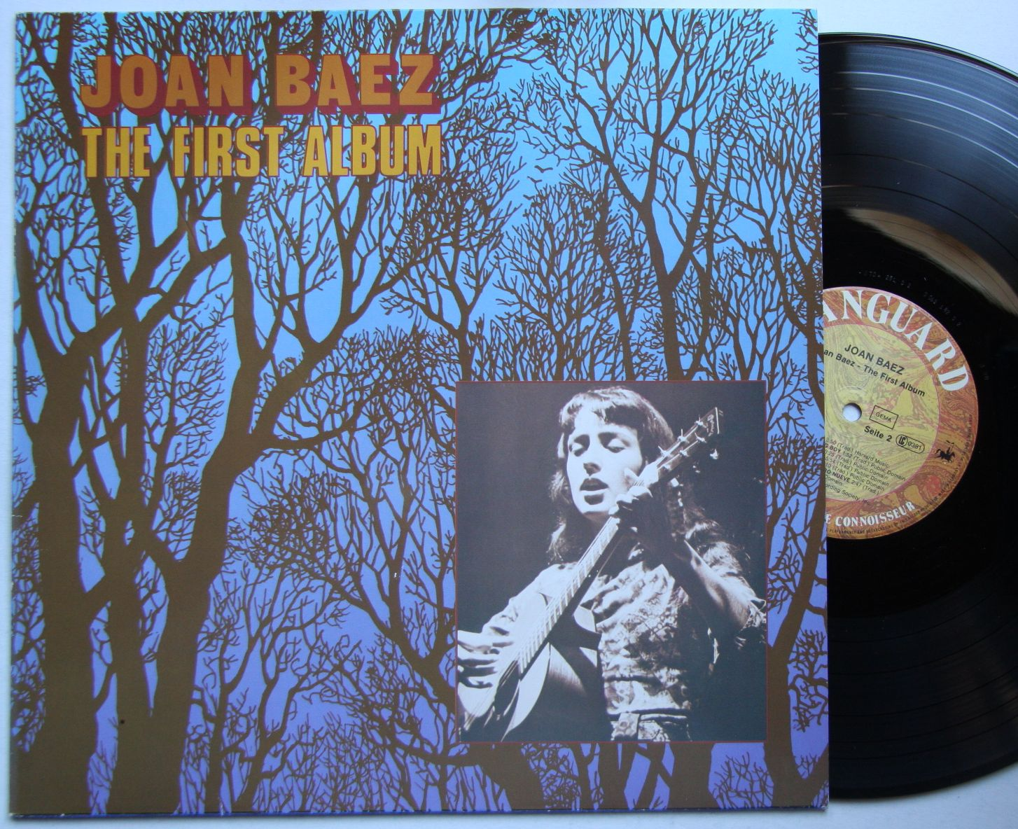 Baez Joan The First 10 Years Records Lps Vinyl And Cds