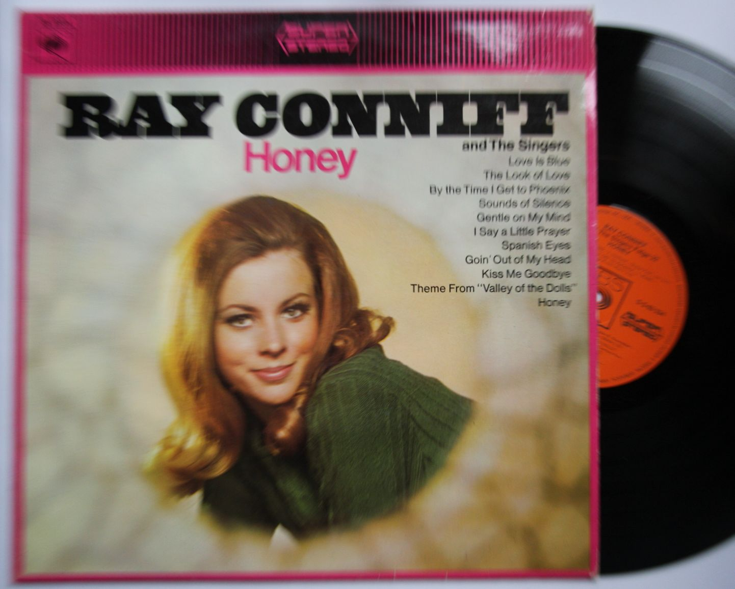 Honey - Ray Conniff