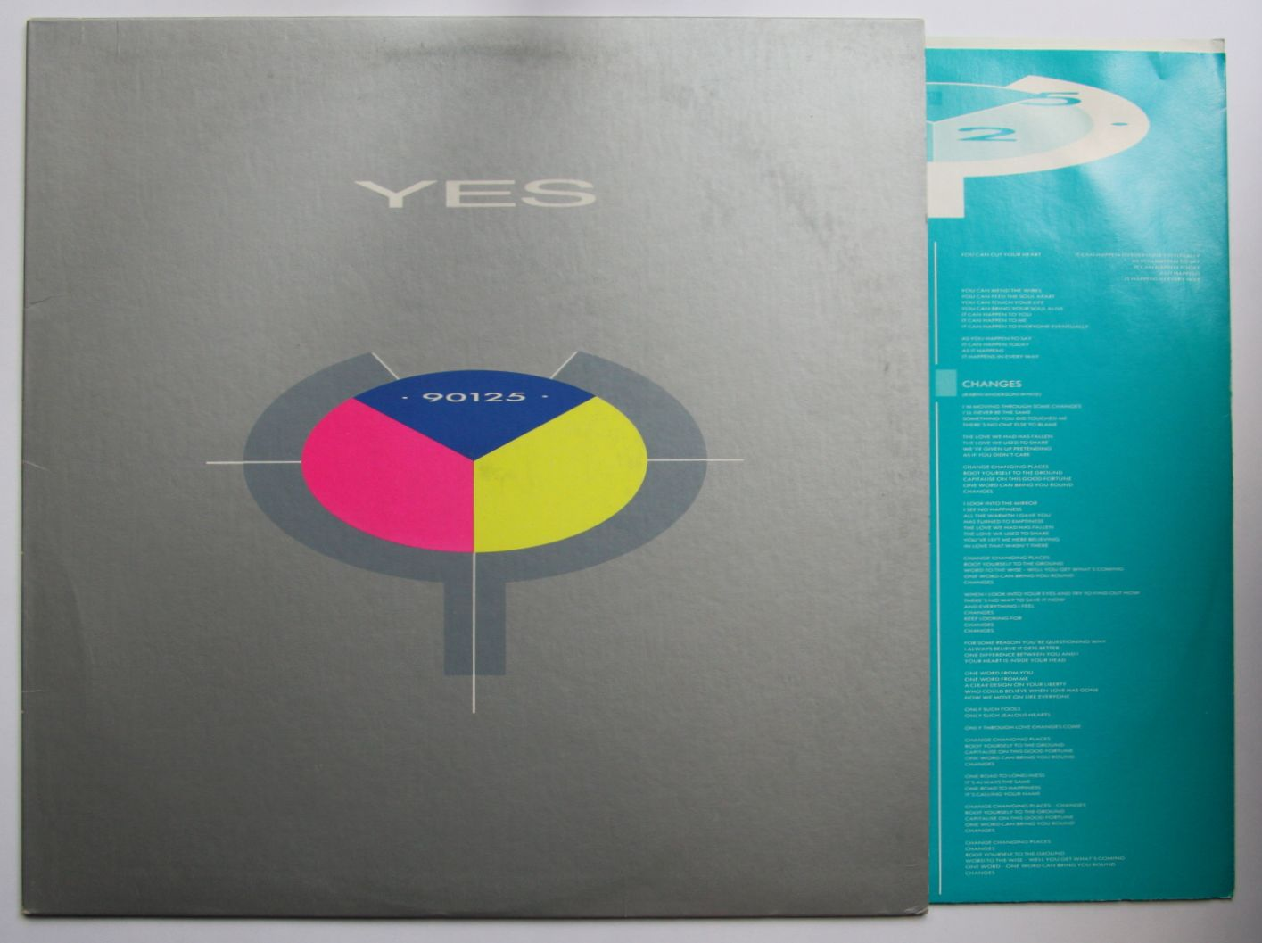 Yes - 90125 CD