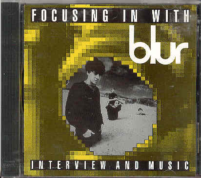 Focusing In With Blur