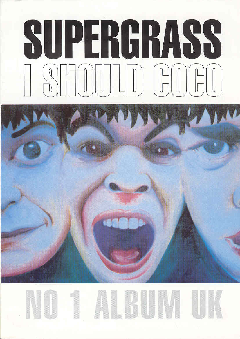Supergrass I Should Coco Records, LPs, Vinyl And CDs