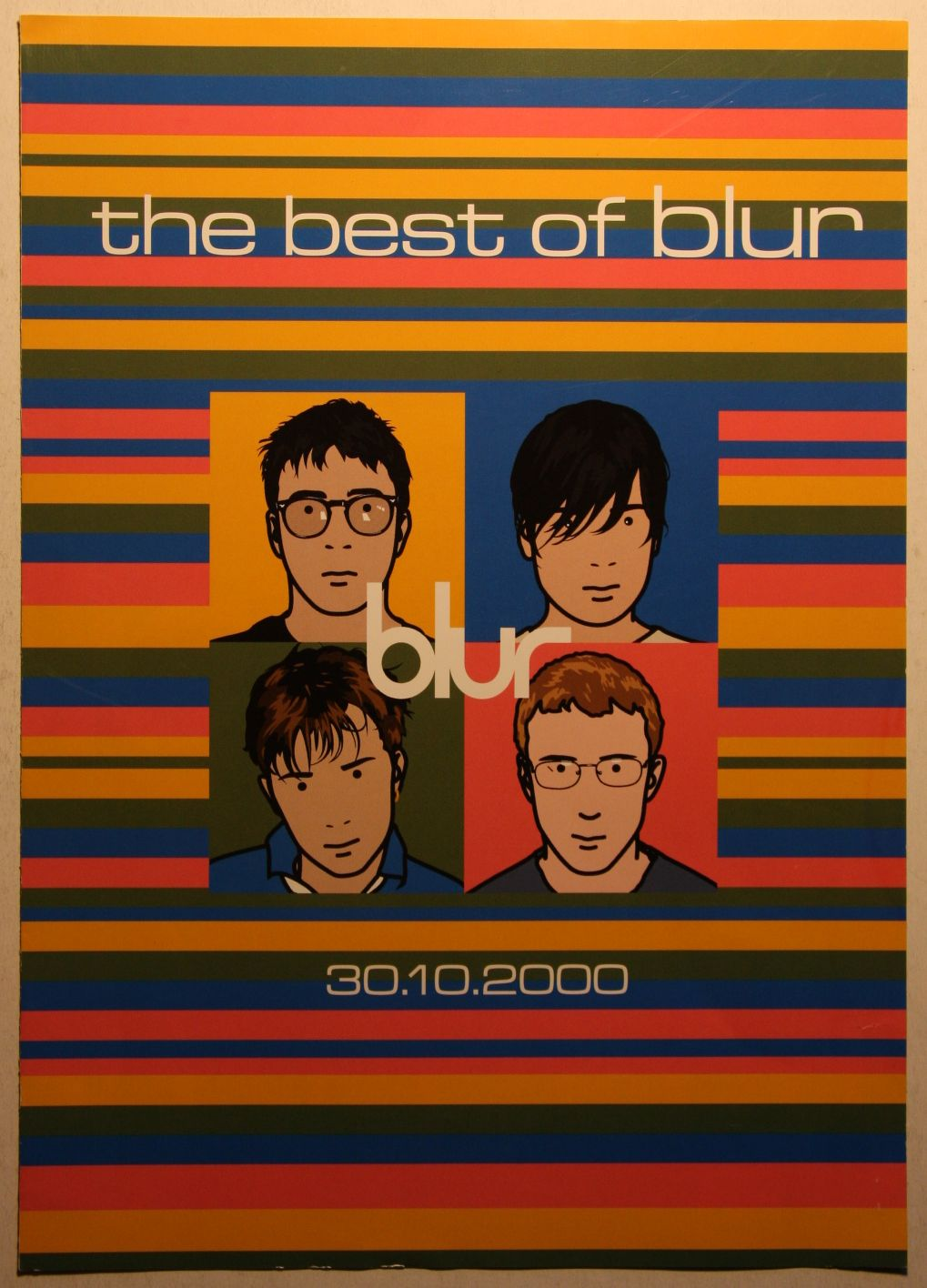 Blur - The Best Of Blur