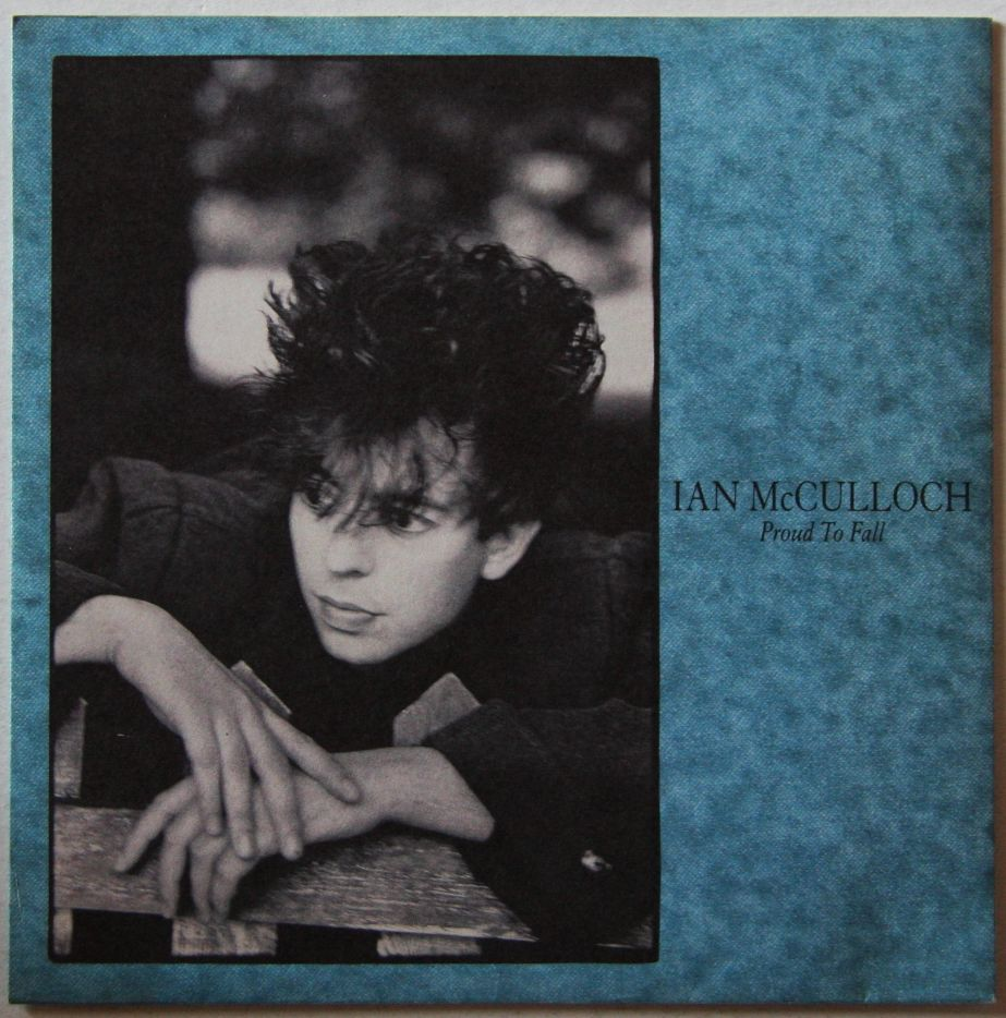 Ian Mcculloch - Proud To Fall CD