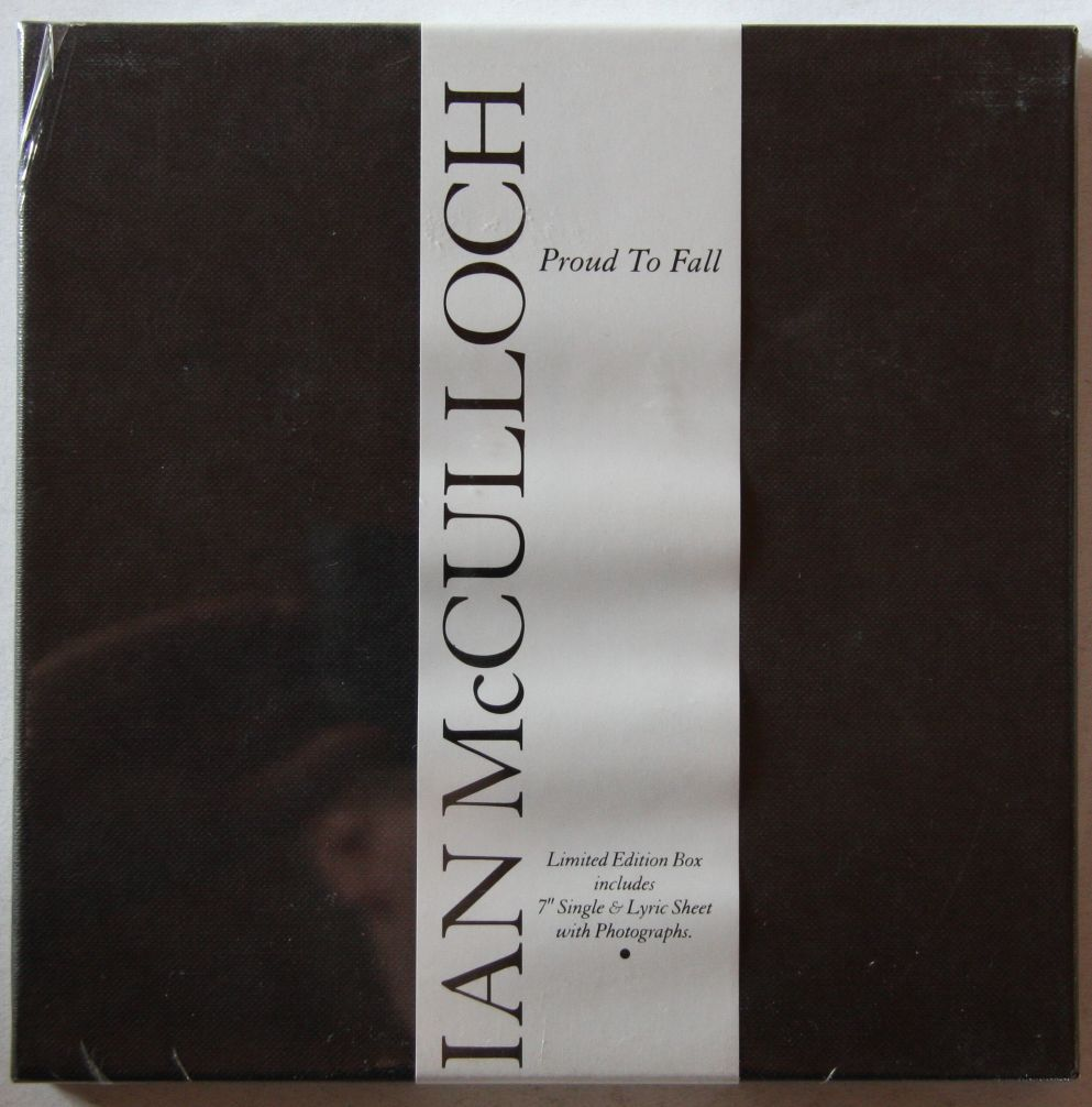 Ian Mcculloch - Proud To Fall Vinyl