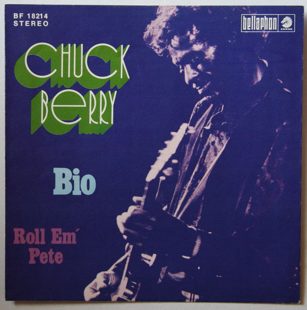 Chuck Berry - Bio LP