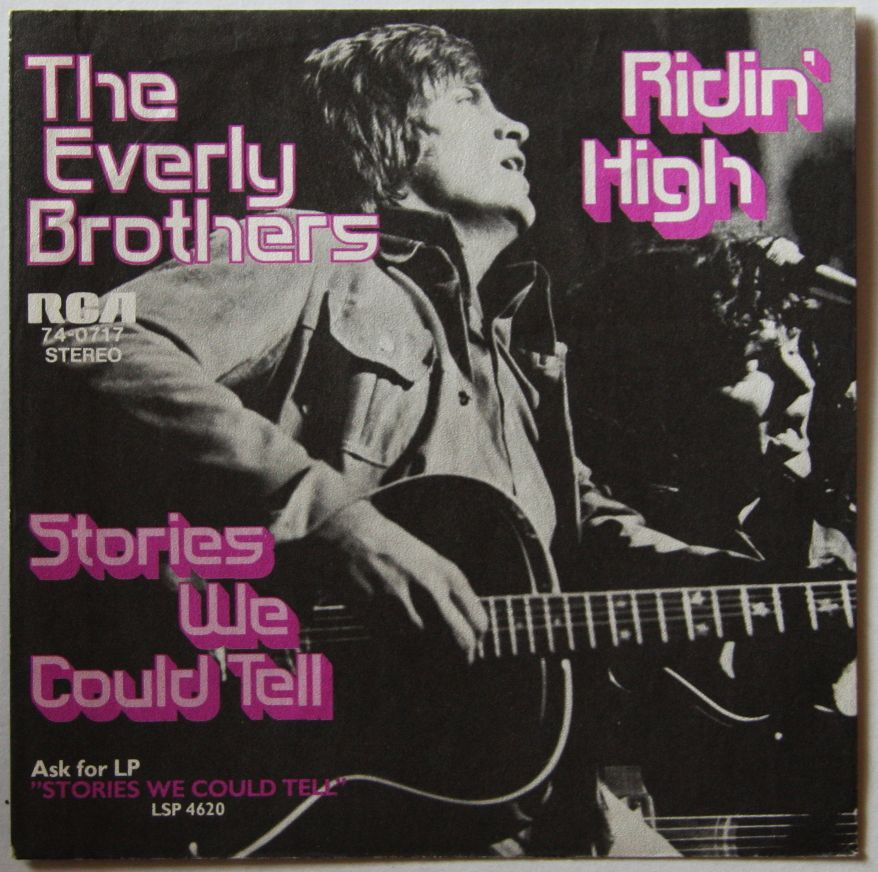 Everly Brothers Vinyl Record And Cd Price Guide