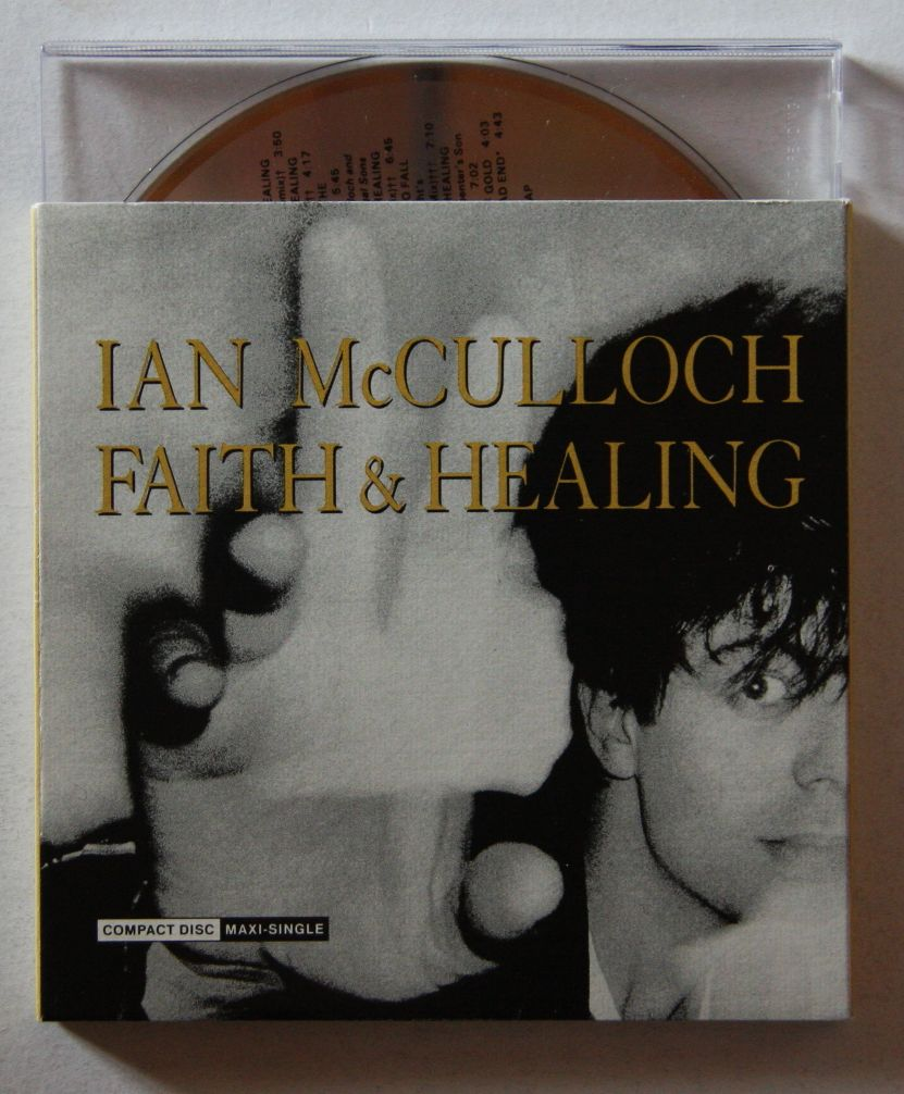 Ian Mcculloch - Faith And Healling