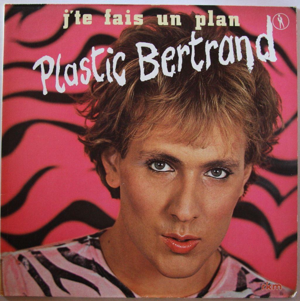Plastic Bertrand - Téléphone A Téléphone Mon Bijou