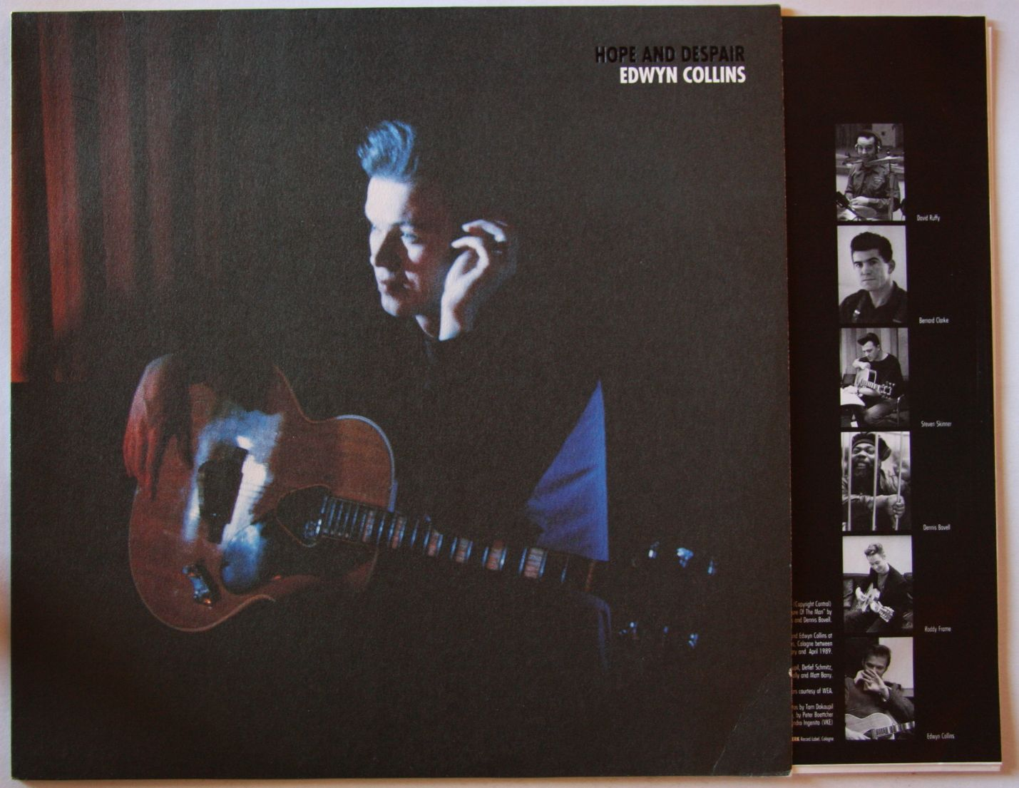 edwyn collins a girl like you lyrics deutsch