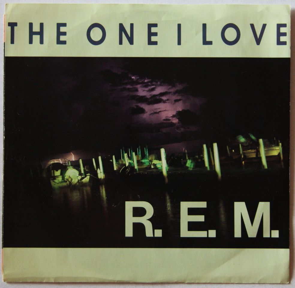 R.E.M. - The One I Love Album
