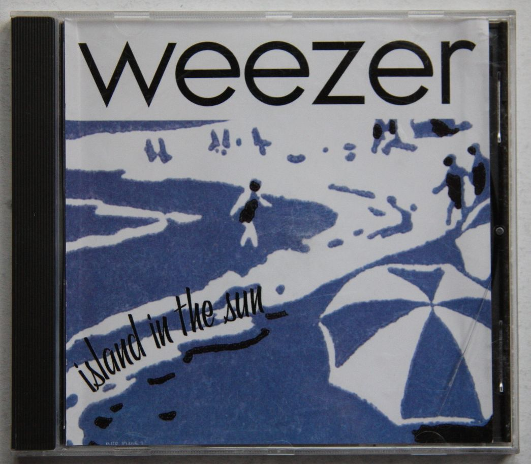 weezer island in the sun records lps vinyl and cds. Black Bedroom Furniture Sets. Home Design Ideas