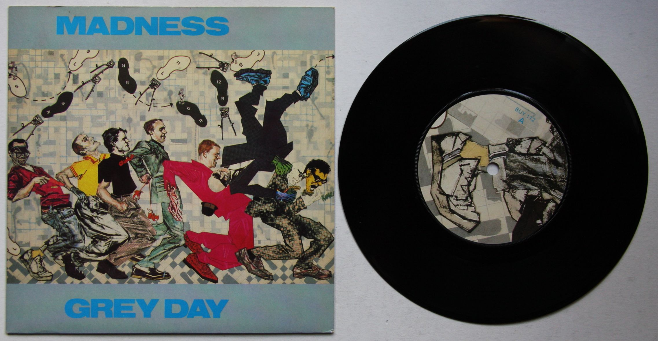 Madness - Grey Day Single