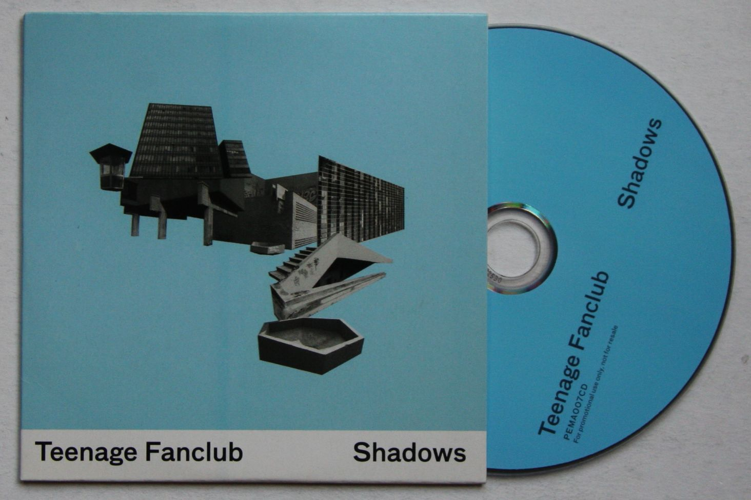 Teenage Fanclub Shadows Records Lps Vinyl And Cds