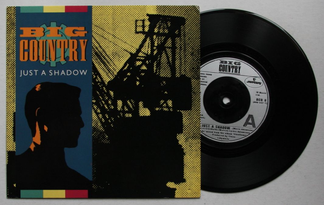 Big Country - Just A Shadow Album