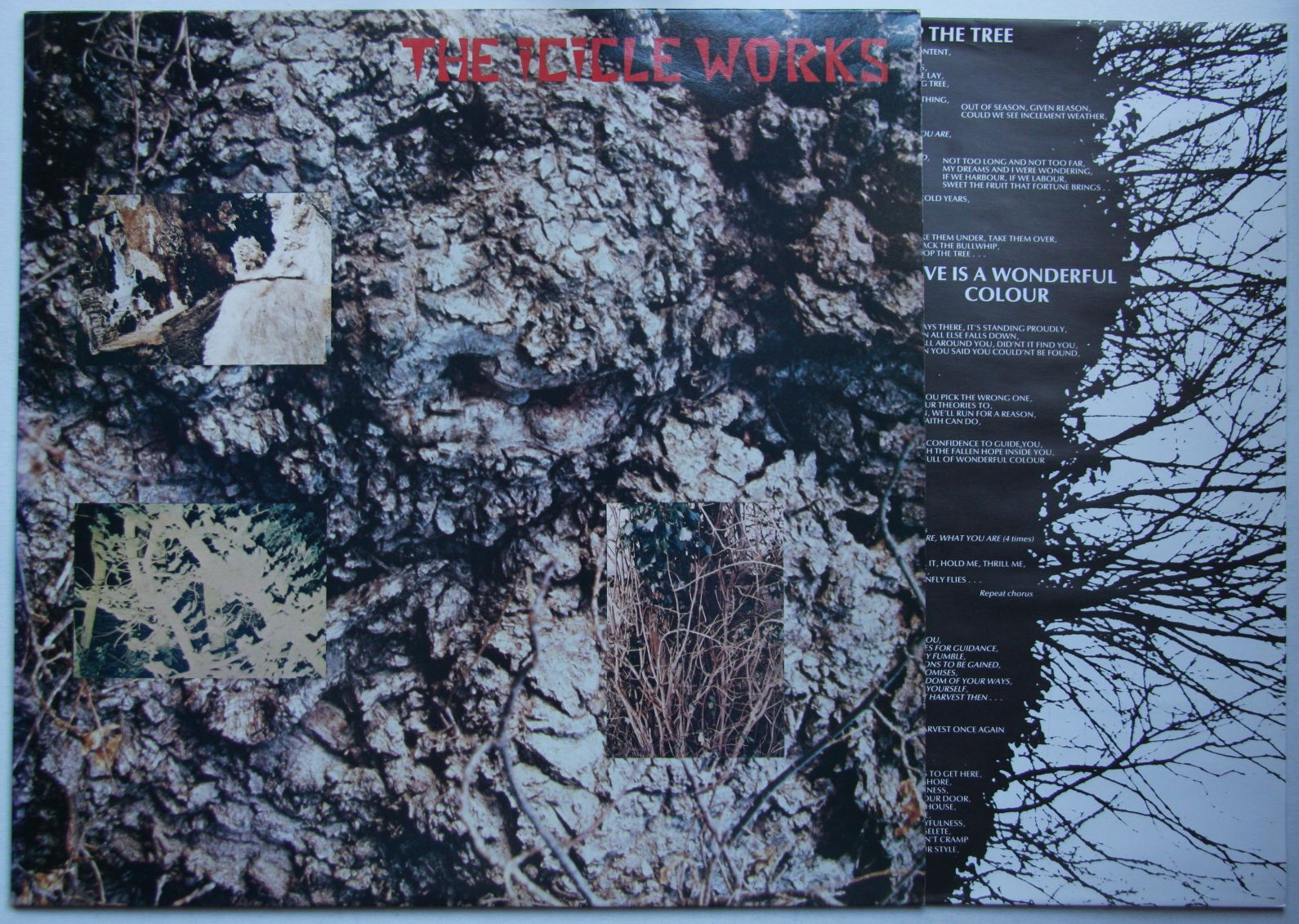 Icicle Works - The Icicle Works LP