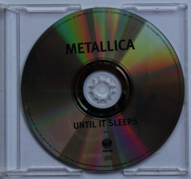 Metallica - Until It Sleeps Album