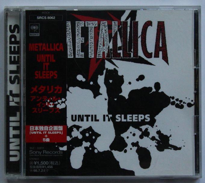 METALLICA - Until It Sleeps/until It Sleeps Herman Melville Mi/kill-ride Medley Live Vers./2x4 Live Vers./overki