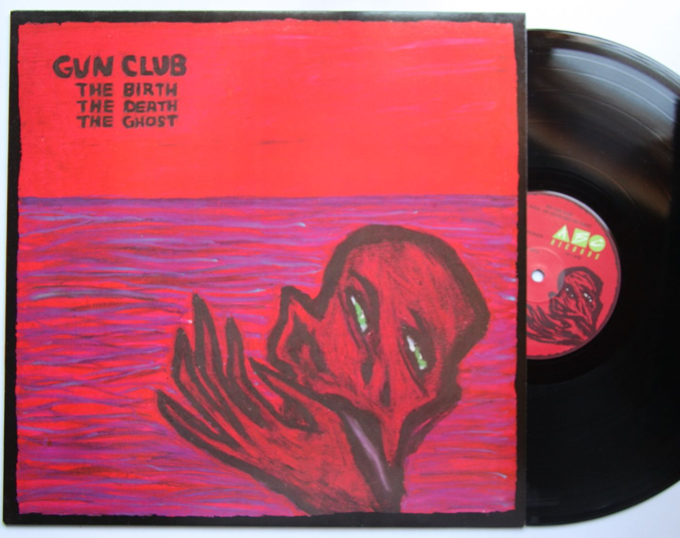 Gun Club Records Vinyl And Cds Hard To Find And Out Of