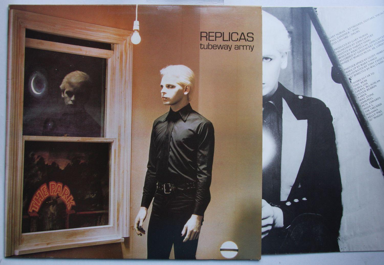 Tubeway Army - Replicas EP