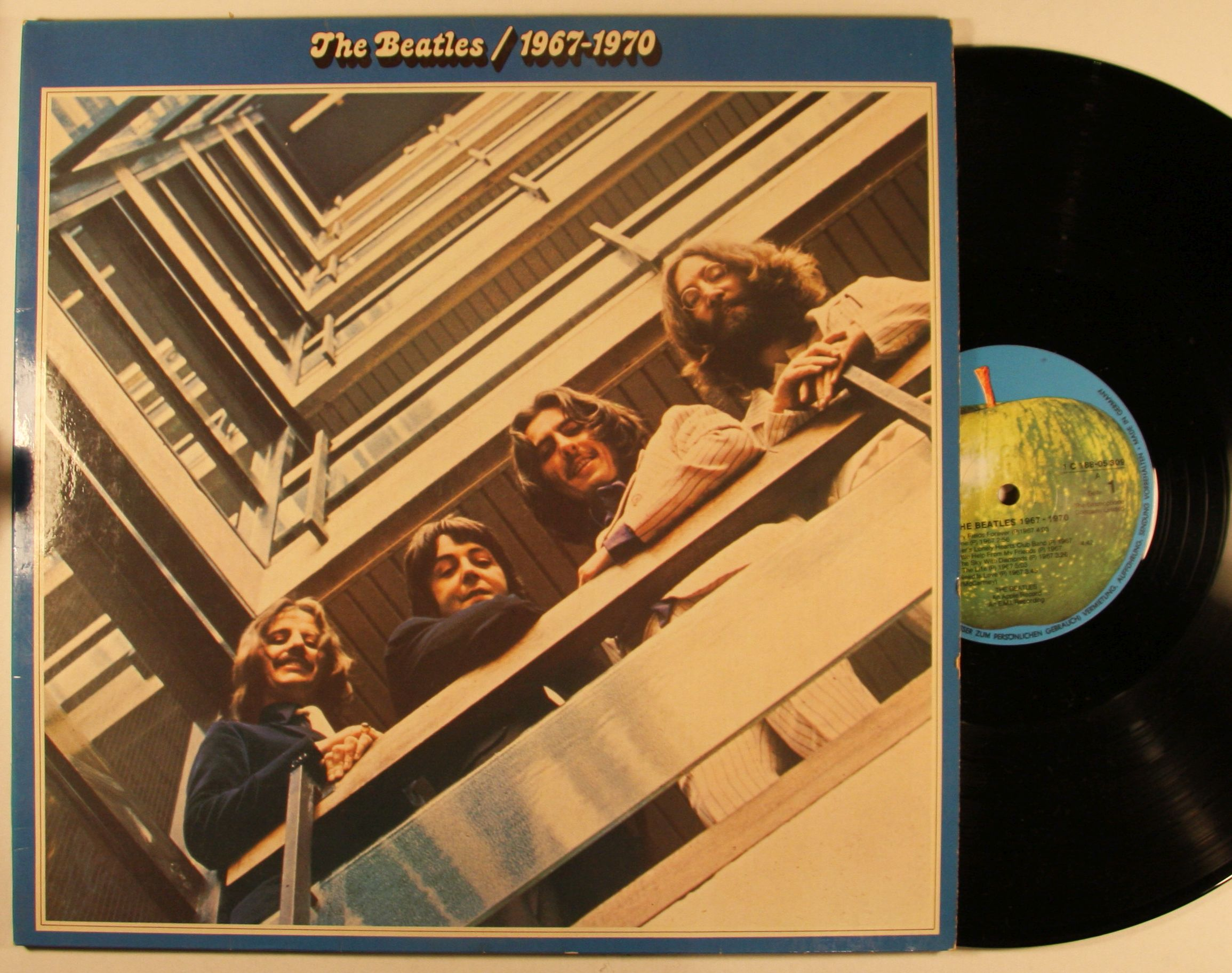 Beatles - 1967-1970 LP