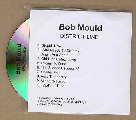 District Line - Bob Mould