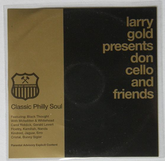 Larry Gold Presents