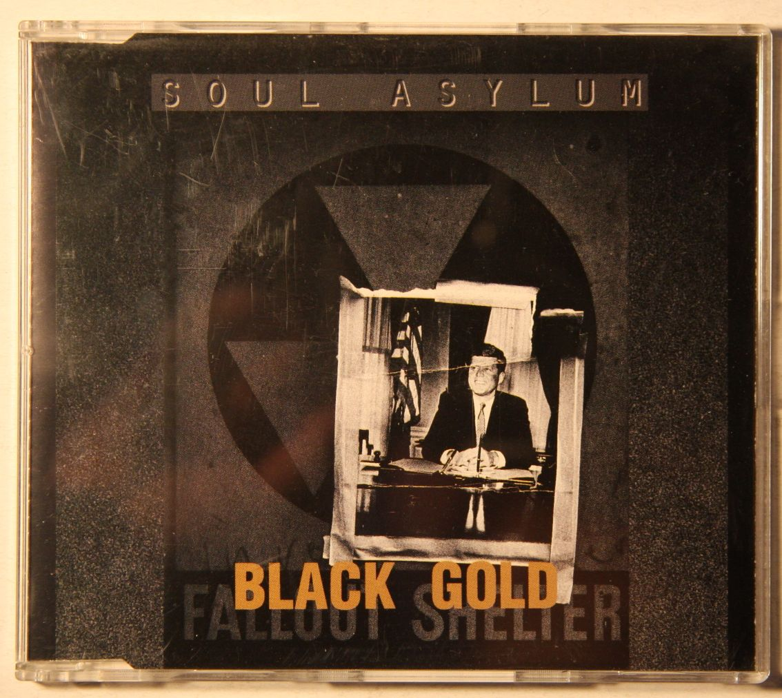 Soul Asylum - Black Gold CD
